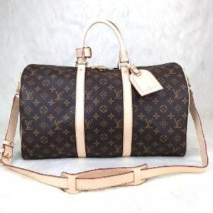Louis Vuitton Keepall Bandoulier 45 Oversize